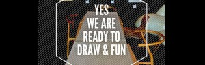 Dechapoe Schedule - Live Drawing with LOS Art