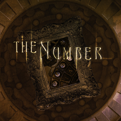 The Number Novel Cover Illustration