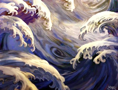 dechapoe_decoration_painting_for_interior_nami_wave_lamare