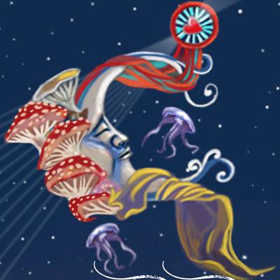 A Moonland Fairytale - Novel Cover