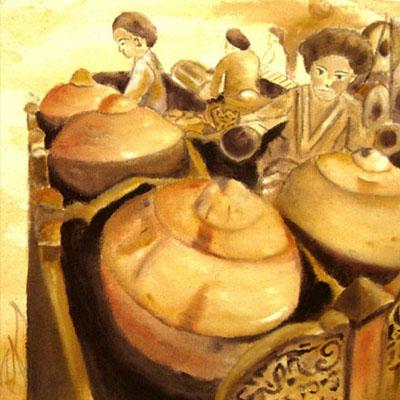 Memayu Hayuning Bawana - Traditional Javanese Music Instrument