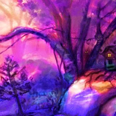 Peekaboo - Fairytale