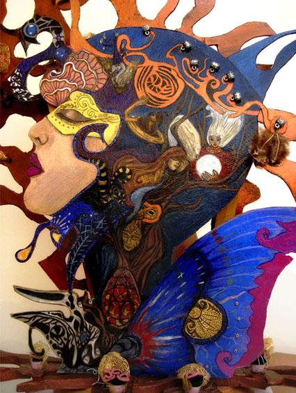 Dechapoe's Painting – Metamusephosis