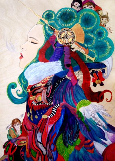 Dechapoe's Painting – Opera Queen