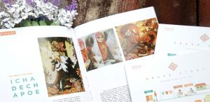 dechapoe art on grand story magazine