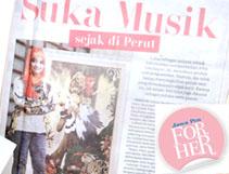 Jawa Pos For Her - 3 Profesi Icha Dechapoe