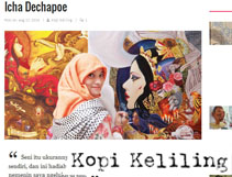 Kopi Keliling Website - Artist Profile