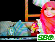 SBO TV City Life - Surabaya Female Artist