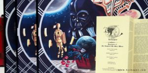 Icha Dechapoe News - Startwars Fan Art Sold To Oklahoma